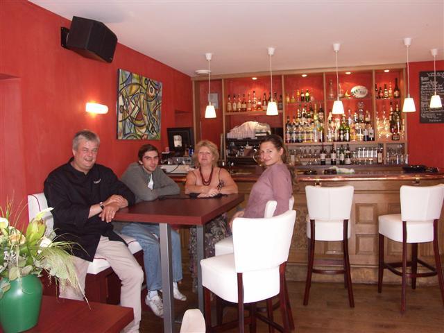 Restaurant Chez Hubert A Beg Meil